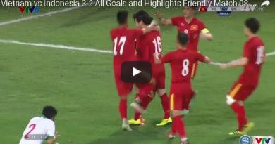Vietnam 3-2 Indonesia